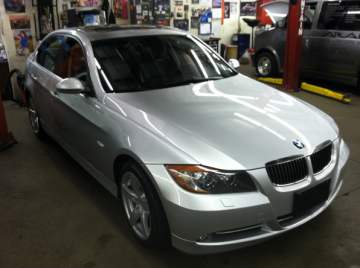 BMW 3 Series Body Work & Paint