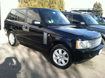 Range Rover Body Work & Paint