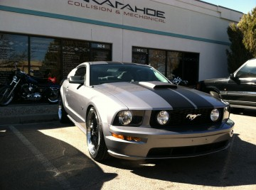 Ford Mustang Body Work & Paint