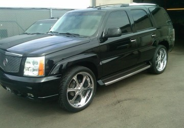 Cadillac Escalade Body Work & Paint