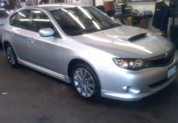 Subaru Impreza Collision Repair