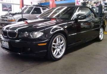 BMW 3 Series Detail