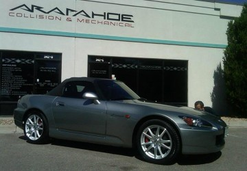 Honda S2000 Body Work & Paint