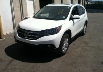 Honda CRV Collision Repair